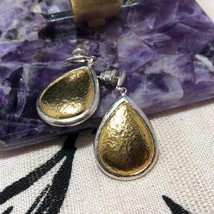 Gurhen Amulet 24k earring